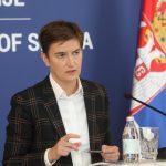 """Premijerka Brnabić o situaciji na Kosovu i Metohiji: """"Potrebni su HRABRI LIDERI, poput Vučića"""""""