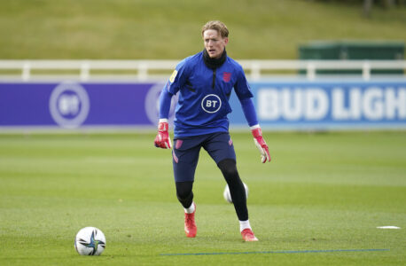 "Male tajne velikih golmana: Čuvar mreže engleske reprezentacije ima ""puškice"" za penale (FOTO)"
