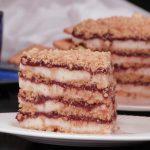 Peče se u tiganju i ima čak dva fila: Najukusnija torta gotova je za samo POLA SATA (RECEPT+VIDEO)