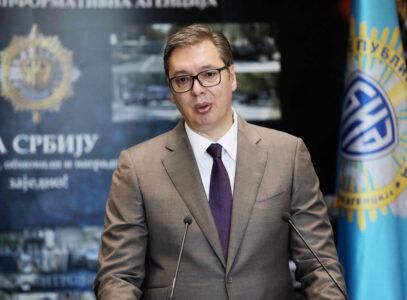 """Vučić dao JASAN odgovor novinarki N1 na pitanje o """"Jovanjici"""": To nije moj posao, postoji sudska PRESUDA"""