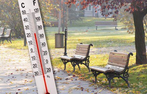 Za vikend UŽIVANJE, a onda stiže prava JESEN: Detaljna vremenska prognoza za naredne dane