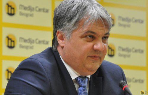 POŠTENO! Vladimir Lučić, generalni direktor Telekoma: Šolak je uplašen čovek!