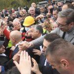 """Vučić se obratio Orbanu i građanima Mađarske: """"Hvala na iskrenom prijateljstvu i velikoj podršci"""" (FOTO)"""