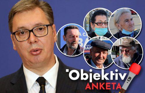 Hrvati MRZE Vučića jer ih Srbija prestiže! Građani o NAPADIMA na predsednika (VIDEO)