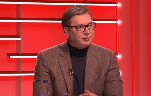 Vučić: Moji najbolji igrači su Đilas i Jeremić, Bog da ih poživi u politici!