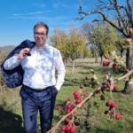 Lepota Srbije ostaće VEČNA: Predsednik Vučić podelio fotografije iz Šumadije (FOTO)