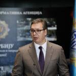 """Vučić još jednom poslao moćnu poruku: """"Stub bezbednosti, sigurnosti, samostalnosti, nezavisnosti"""" (VIDEO)"""
