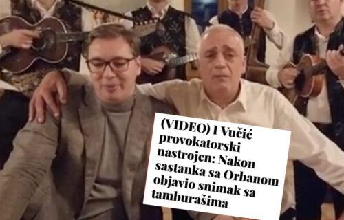 Vučić kriv što je Srbin i što voli Srbiju! Skandalozna poruka sarajevskog dnevnog lista (FOTO)