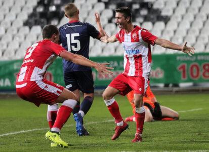 Velika pobeda Zvezde u Ligi šampiona: Evropa videla nebeski skok Lekovića i majstorsku krađu crveno-belih