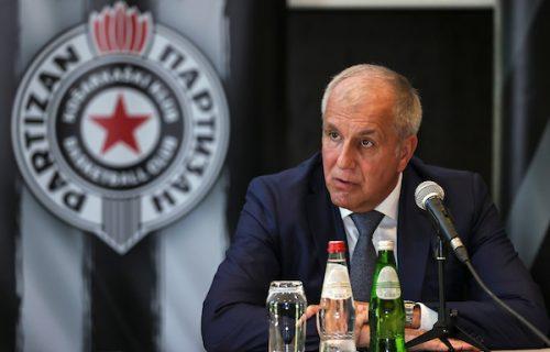 Željko poslao poruku nekolicini igrača Partizana: Moraju da shvate jednu stvar i pomognu svom timu