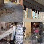 Pogledajte snimak STRAVIČNOG zemljotresa na Kritu: Ljudi u PANICI, sve se ljulja (VIDEO)