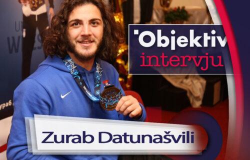 Objektiv intervju - Zurabe, Srbine: Pljeskovica is the best, probao sam rakiju, ići ću na Egzit! (FOTO)