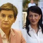 Evo šta o Srebrenici misli Ana Brnabić, a sta Marinika: Ovo je ključna razlika između vlasti i opozicije!