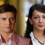"""Premijerka ODBRUSILA Tepićevoj nakon sramnih napada: """"HALUCINACIJE su sasvim ok"""" (FOTO)"""