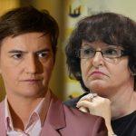 Ana Brnabić RESETOVALA Đilasovu novinarku: Sve biste vi da proverite, samo ne gazdinih 619 MILIONA evra