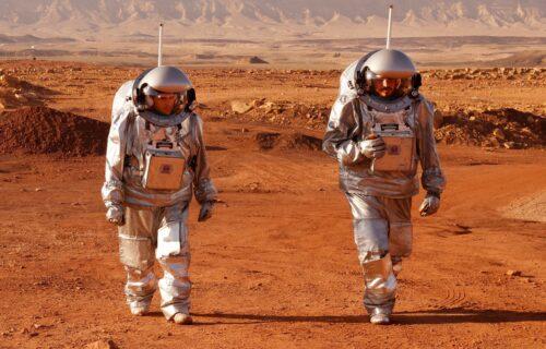 Astronauti se spremaju za Mars, ali prvo moraju da pobede surovu pustinju Negev (VIDEO)