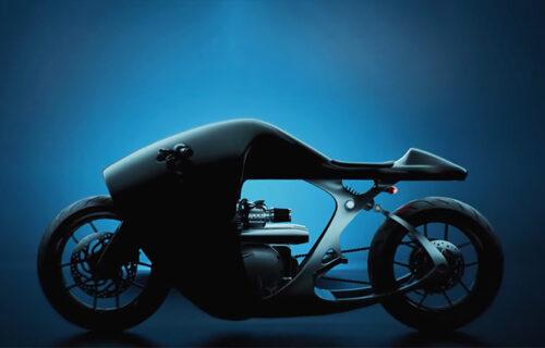 Bandit9 stiže iz druge GALAKSIJE: Ovaj futuristički motocikl je izrađen od 400 delova (VIDEO)