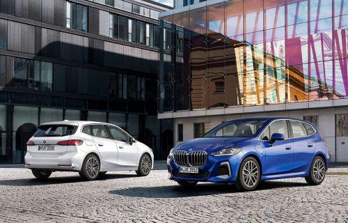 BMW 2 Active Tourer: Pored benzinca i dizelaša, Mercedesov rival nudi plug-in hibride (VIDEO)