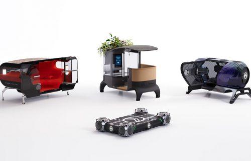 Citroën Skate donosi revoluciju: Modularna platforma sa SFERAMA umesto točkova (VIDEO)