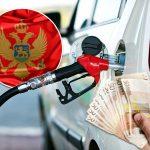 Gorivo u Crnoj Gori poskupelo 13. put od početka godine: Cene dostigle NOVI REKORD