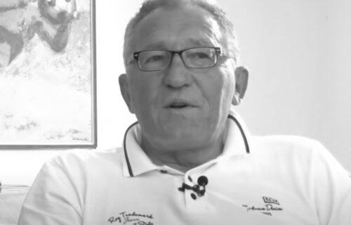Evo od ČEGA je preminuo Dragan Pantelić: Legendarni golman nije izdržao