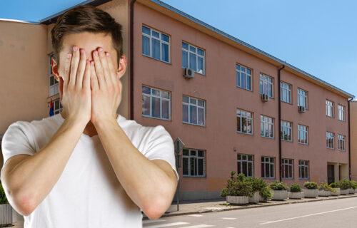 Učenik stao na sims i SKOČIO kroz prozor, nastavnik odmah pritrčao: Detalji drame u školi u Staroj Pazovi