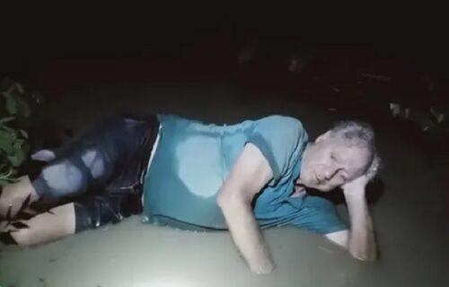 Deka (78) izašao na piće, pa se izgubio na kiši: Četiri dana kasnije pronašli su ga OVDE
