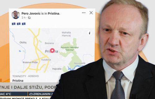 Novinar Đilasove televizije: Opet bih stavio zastavu Kosova na svoj profil! (VIDEO)
