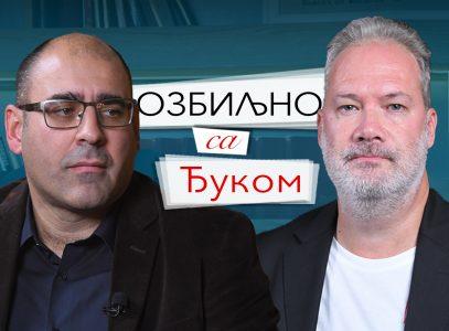 VIDEO – Dejan Anđus: Uz Dijanu Hrkalović je trebalo da bude priveden i Nebojša Stefanović