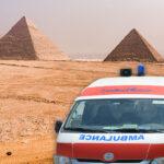 Užasna TRAGEDIJA u Egiptu: Najmanje 17 ljudi POGINULO u sudaru kamiona i minibusa