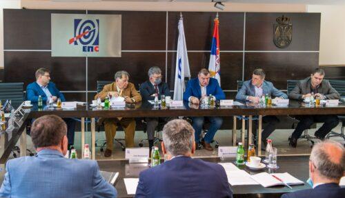 """Nadzorni odbor """"Elektroprivreda Srbije"""" uputio inicijativu za uvođenje mehanizma strateške rezerve"""