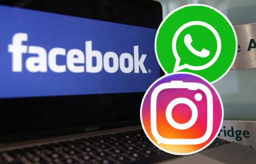 Opet PAO Instagram! Problemi u radu i na Fejsbuku, slede nam sati drame bez društvenih mreža?