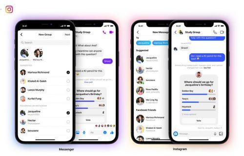 """Facebook """"spojio"""" popularne aplikacije: Korisnici Messengera i Instagrama dobili sjajne opcije"""