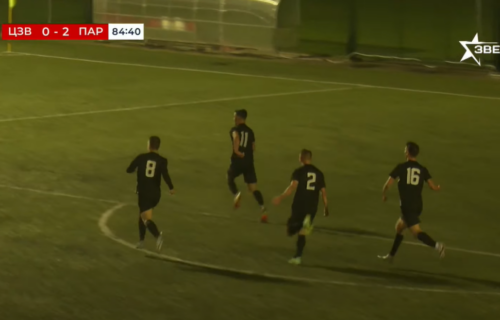 "Partizan srušio Zvezdu pred ""delijama"": Crno-beli vunderkind rešio derbi (VIDEO)"