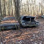 Nisu scene iz horor filma: Ovo groblje automobila zaista postoji i krije brojne tajne (VIDEO)