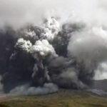 Erupcija vulkana u Japanu, izdato UPOZORENJE: Izbacio pepeo na visinu od 3.500 metara (FOTO)
