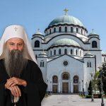 Oglasio se patrijarh: Prisetimo se naših VELIKANA koji su NAJZASLUŽNIJI za izgradnju Hrama (FOTO)