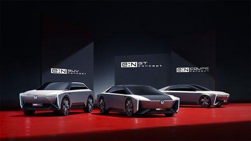 Budućnost je električna: Honda razvija e:N seriju – dva crossovera i tri tajanstvena modela (VIDEO)