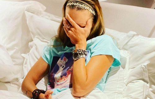 Jelena Đoković u suzama: Potresna poruka supruge najboljeg tenisera sveta - razlog je strašan! (FOTO)