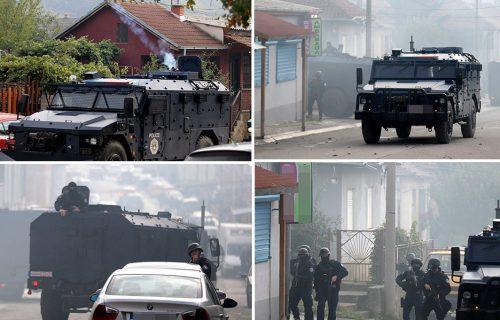 Mirna situacija u Kosovskoj Mitrovici: Srbi uklonili postavljene barikade