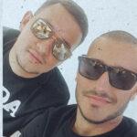 OVO je pevač na kog je nasrnuo Darko Lazić: Bili su kao braća, a LJUBIO je našu poznatu pevačicu (FOTO)