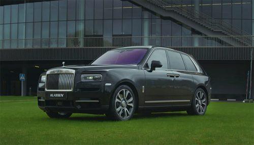 Tvrđava na točkovima: Ovaj Rolls-Royce je otporan na bombe, a njegova cena će vas raspametiti (VIDEO)
