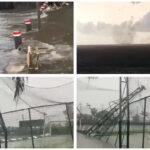 Tornado napravio HAOS na Siciliji: Vetar čupao drveće, oštećeno više objekata i automobila (VIDEO)