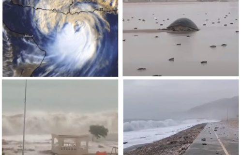 Arapska država pozvala na hitnu EVAKUACIJU: Tropska oluja hara zemljom, milioni u OPASNOSTI (VIDEO)