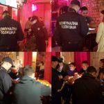Objektiv sa policijom u INSPEKCIJI: Evo kako su se u klubu PROVELI gosti bez kovid propusnice (FOTO+VIDEO)