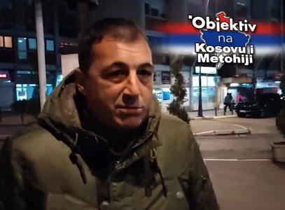 """""""Mi smo jedan narod"""": Crnogorci došli u Kosovsku Mitrovicu da daju podršku Srbima"""