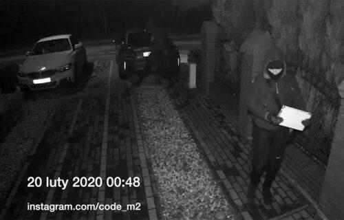 Kopirali daljinski ključ i ukrali BMW za dva minuta: Budite oprezni, lopovi imaju novu taktiku (VIDEO)
