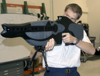 Amerika razvija LASERSKO oružje: Stiže pravo iz Sci-Fi filmova (VIDEO)