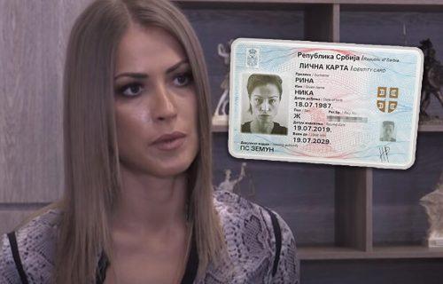 """Dijana Hrkalović htela da POBEGNE sa novim imenom: Evo šta se KRIJE iza kombinacije """"Nika Rina"""""""