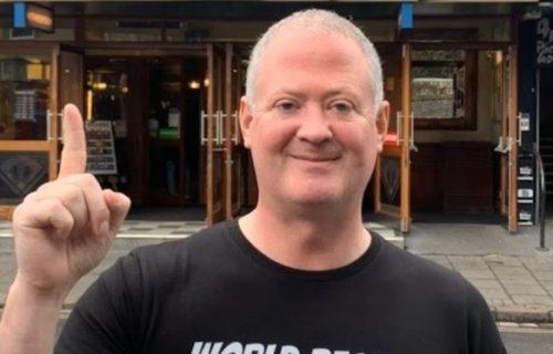 Posetio 51 KAFANU za DEVET sati - pio pivo, a nije se napio: Evo kako je izveo podvig (VIDEO)